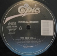 Michael Jackson - Off The Wall / Thriller