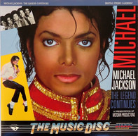Michael Jackson - The Legend Continues