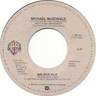 Michael McDonald - Believe In It