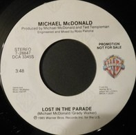 Michael McDonald - Lost In The Parade