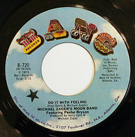 Michael Zager & The Moon Band Featuring Peabo Bryson - Do It With Feeling