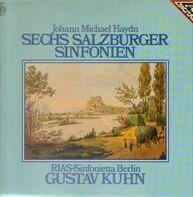 Michael Haydn - Sechs Salzburger Sinfonien (Gustav Kuhn)