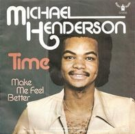 Michael Henderson - Time