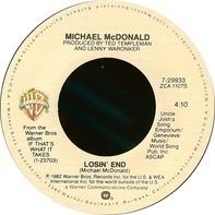 Michael McDonald - I Keep Forgettin' / Losin' End