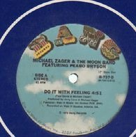 Michael Zager & The Moon Band feat. Peabo Bryson - This is the Life/Do it with Feeling