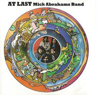 Mick Abrahams Band - At Last