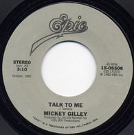 Mickey Gilley - Put Your Dreams Away / Talk To Me
