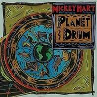 Mickey Hart - Planet Drum (25th Anniversary Vinyl Edt.)