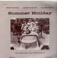 Mickey Rooney, Gloria de Haven, Walter Huston - Summer Holiday