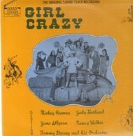 Mickey Rooney, Judy Garland, June Allyson - Girl Crazy