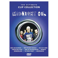 Midnight Oil - The Ultimate Clip Collection Midnight Oil