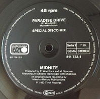 Midnite - Paradise Drive