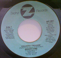 Mighty Fire - Country Freakin'