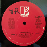 Mighty Fire - Take It To The Hoop - L.A. Lakers