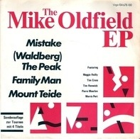 Mike Oldfield - The Mike Oldfield EP