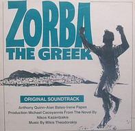 Mikis Theodorakis - Zorba The Greek (Original Soundtrack)