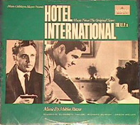 Miklós Rózsa - Hotel International (The V.I.P.s) - (Music From The Original Score)