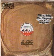 Mildred Bailey, Ella Fitzgerald, Frank Sinatra, Peggy Lee - Le Voci Indimenticabili Vol. 1