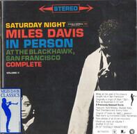 Miles Davis - In Person, Saturday Night At The Blackhawk, San Francisco, Volume 2