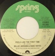Millie Jackson &, Isaac Hayes - Feels Like The First Time / You Never Cross My Mind