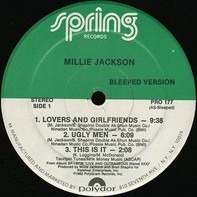 Millie Jackson - Lovers And Girlfriends