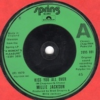 Millie Jackson - Kiss You All Over / Once You've Had It