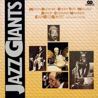 Milt Buckner - Buddy Tate - Wallace Bishop - Coleman Hawkins & Stan Getz Quintet , Various - Jazz Giants