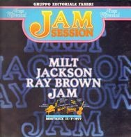 Milt Jackson, Ray Brown - Jam Session - Milt Jackson, Ray Brown Jam