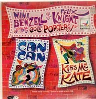 Mimi Benzel, Felix Knight, Cole Porter - Can Can / Kiss Me Kate