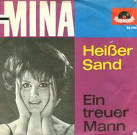 Mina - Heißer Sand / Ein Treuer Mann