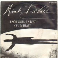 Mink DeVille - Each Word's A Beat Of My Heart