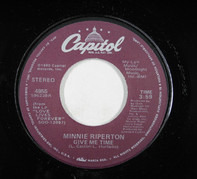 Minnie Riperton - Give Me Time