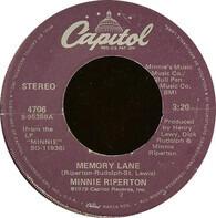Minnie Riperton - Memory Lane / I'm A Woman