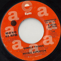 Minnie Riperton - Simple Things