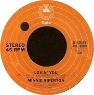 Minnie Riperton - Lovin' You / The Edge Of A Dream
