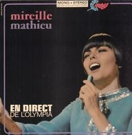 Mireille Mathieu - En Direct De L'Olympia