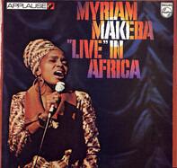 Miriam Makeba - Live In Afrika