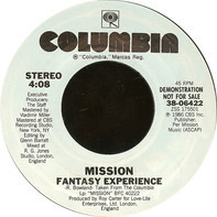 Mission - Fantasy Experience