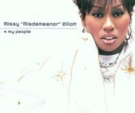Missy Elliott - 4 My People