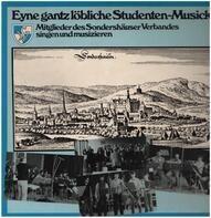 ^Mitglieder des Sondershäuser Verbandes singen und musizieren - Eyne gantz löbliche Studenten-Musick