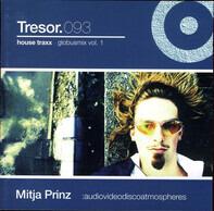 Mitja Prinz - Audiovideodiscoatmospheres
