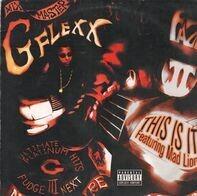 MIX MASTER G-Flexx, Mad Lion - This Is It