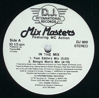 Mix Masters Featuring MC Action - In The Mix