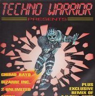 Moby, Bizarre Inc., Chimo Bayo a.o. - Techno Warrior