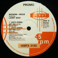 Modern-nique featuring Larry Wedgeworth - Love's Gonna Get You