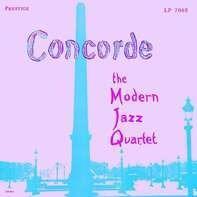 Modern Jazz Quartet - Concorde