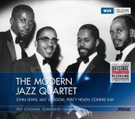 John Lewis, Milt Jackson, Percy Heath, Connie Kay - The Modern Jazz Quartet