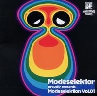 Modeselektor Proudly Presents - Modeselektion Vol.1