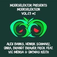 Modeselektor Proudly Presents - Modeselektion Vol.3 / Pt.2