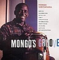 Mongo Santamaria - MONGO'S GROOVE